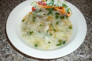 Суп из филе трески - фото шаг 6