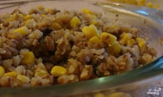 Гречка с кукурузой - фото шаг 5