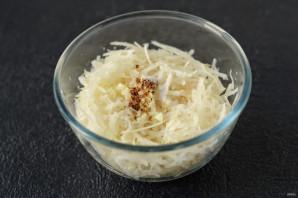 Кольраби по-корейски - фото шаг 5