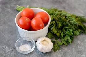 Малосольные помидоры черри - фото шаг 1