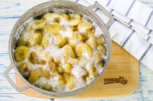 Банановое варенье с лимоном - фото шаг 4