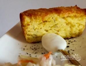 Картофельная запеканка из тертого картофеля - фото шаг 10