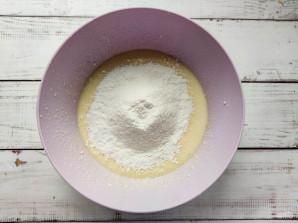 Творожные кексы с клубникой - фото шаг 5