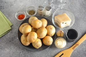 Картофель на мангале - фото шаг 1