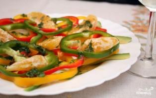 Салат из сладкого перца с авокадо - фото шаг 5