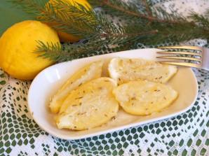 Соленые лимоны - фото шаг 8