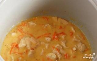 Куриный соус в мультиварке - фото шаг 5
