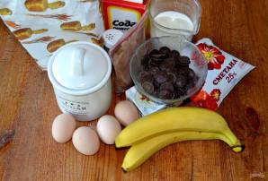 """Торт """"Панчо"""" с бананами - фото шаг 1"""