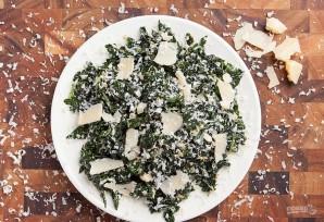Салат с пармезаном - фото шаг 5