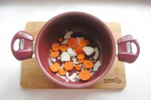 Соте из баклажанов и картофеля - фото шаг 2