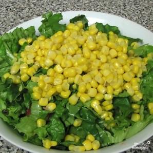 Салат из тунца консервированного - фото шаг 6