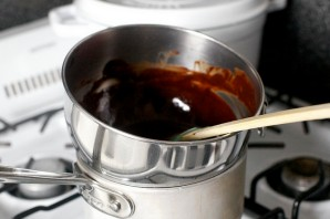 Браунис соленой карамелью - фото шаг 7