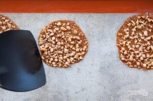 Миндально-шоколадное печенье - фото шаг 8