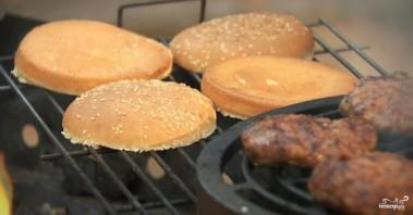 Бургер со свининой - фото шаг 3