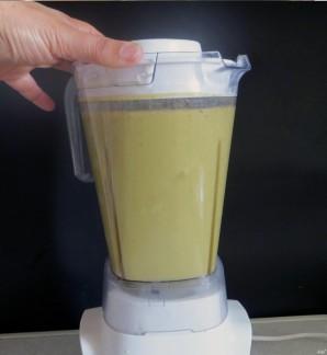 Суп-пюре из тыквы и брокколи - фото шаг 4