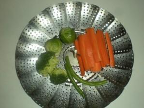 Бефстроганов с овощами - фото шаг 5
