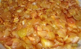 Варенье из яблок пятиминутка - фото шаг 2
