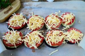 Баклажаны под сыром в духовке - фото шаг 5