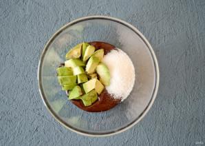 Конфеты из авокадо  - фото шаг 3