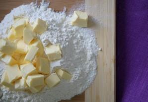 Швабский пирог со смородиной - фото шаг 1