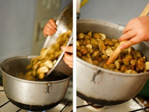 Варенье из грецких орехов - фото шаг 4