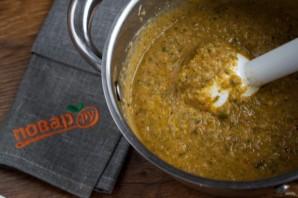 Пряный марокканский суп из нута - фото шаг 6
