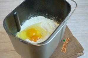 Кулич пасхальный в хлебопечке - фото шаг 2