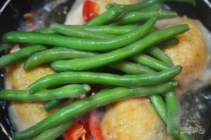 Тайский зеленый карри с курицей - фото шаг 5