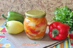 Маринованный болгарский перец без стерилизации - фото шаг 9
