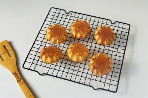 Кексы на сливочном масле - фото шаг 8