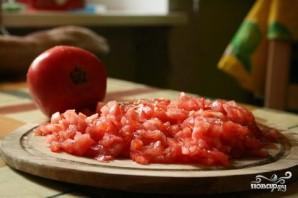 Кростини с помидорами - фото шаг 1
