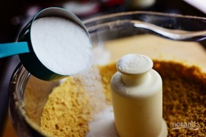 Пирог с киви и взбитыми сливками - фото шаг 2