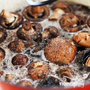 Говядина с грибами - фото шаг 15