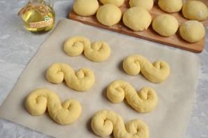 Золотые булочки - фото шаг 7