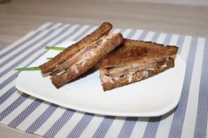 """Сэндвич """"Рубэн"""" - фото шаг 9"""