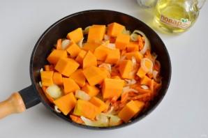 Тыквенный суп с моцареллой - фото шаг 5