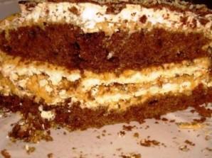 """Торт """"Лакомка"""" - фото шаг 7"""