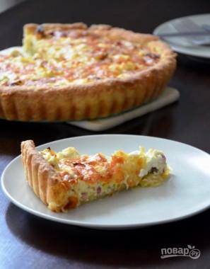 Французский пирог - фото шаг 9