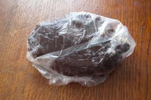 Мягкое шоколадное печенье с какао - фото шаг 4