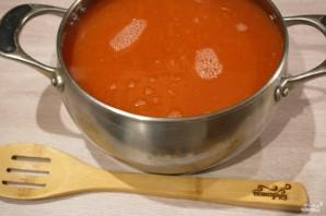 Аджика из помидоров без перца на зиму - фото шаг 3