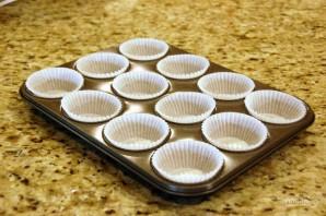 Домашние кексы в формочках - фото шаг 1