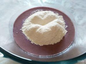 Ягодное печенье из затяжного теста - фото шаг 4