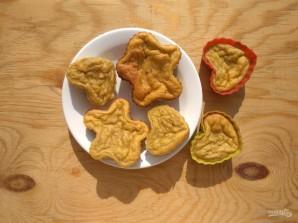Тыквенные маффины с апельсином - фото шаг 9