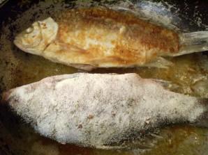 Жареная рыба в манке - фото шаг 3