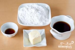 Маффины с корицей и кофейной глазурью - фото шаг 6