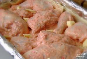 Курица по-армянски - фото шаг 4