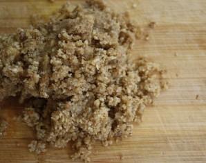 Сыр с грецким орехом в домашних условиях - фото шаг 3