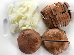 Вегетарианские французские сэндвичи - фото шаг 1