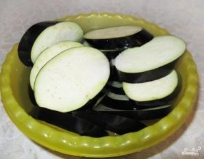 Баклажаны в духовке - фото шаг 1