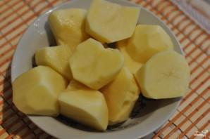 Картофельные клецки постные - фото шаг 1